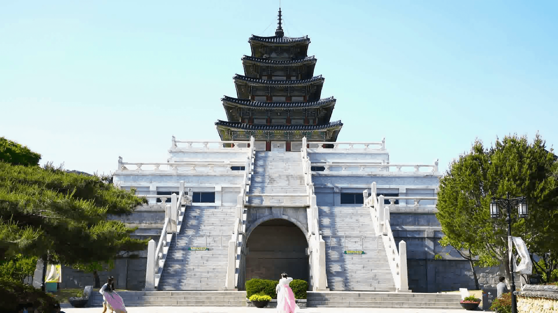 Gyeongbok Palace & National Folklore Museum
