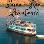 "Paket Open Trip Labuan Bajo with ""LA REA – REA LIVEABOARD"""