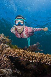 Snorkeling Freediving Labuan Bajo Komodo Fenides Phinisi Liveaboard