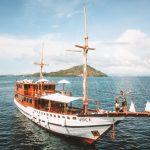 Paket Sewa Kapal Komodo Labuan Bajo – Vinca Voyages Phinisi Liveaboard 2021 Harga – Opentrip – Itinerary
